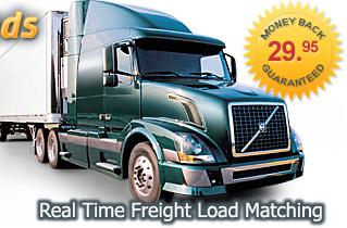 Find Truck Loads FTL Hotshot Flatbed Reefer Freight load board